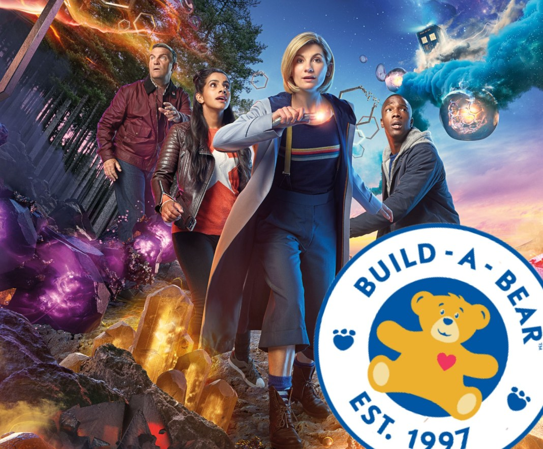 Doctor Who Build-A-Bear (c) BBC Studios/Build-A-Bear