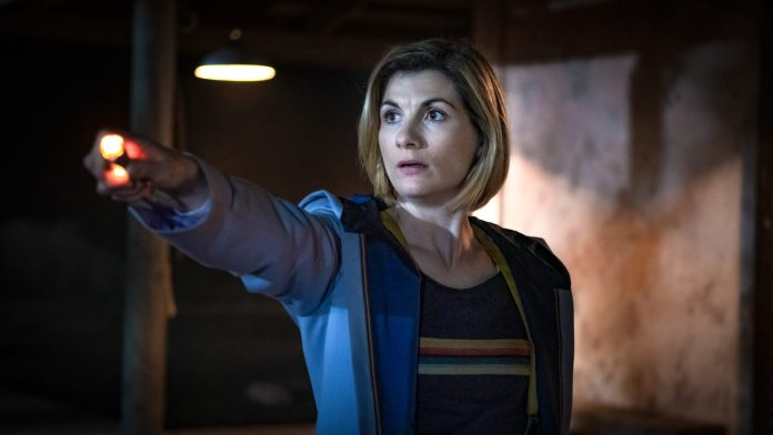 Doctor Who - Spyfall - S12E1 - The Doctor (JODIE WHITTAKER) - (C) BBC / BBC Studios - Photographer: Various
