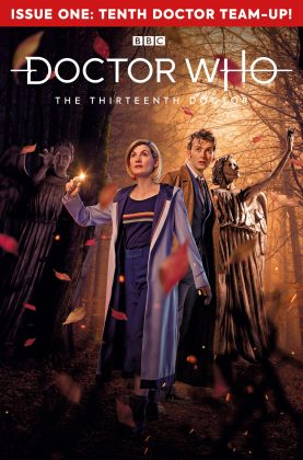 Titan Comics – Doctor Who: The Thirteenth Doctor: Season Two #1 – Cover B: Will Brooks