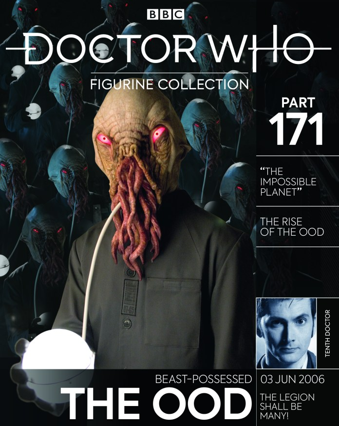 Hero Collection - The Ood Red Eye