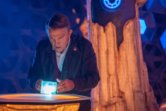 Doctor Who - Orphan 55 - S12E03 - Graham (BRADLEY WALSH) - (C) BBC - Photographer: Ben Blackall