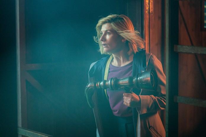 Doctor Who S12E04 - Nikola Telsa's Night of Terror - The Doctor (JODIE WHITTAKER) -(C) BBC - Photographer: Ben Blackall