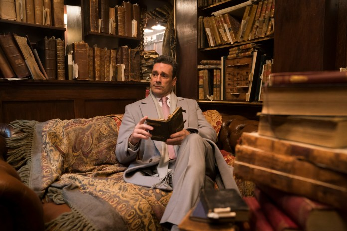 Good Omens - Gabriel (JON HAMM) - (C) BBC Studios/Amazon Studios - Photographer: Chris Raphael