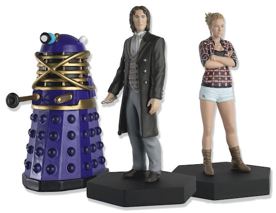 Hero Collection - Eighth Doctor Collection