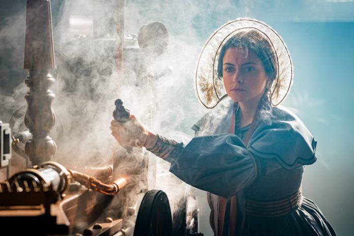 Sylvie Briggs as Ada Lovelace - Doctor Who _ Season 12, Episode 2 - Photo Credit: Ben Blackall/BBC Studios/BBC America