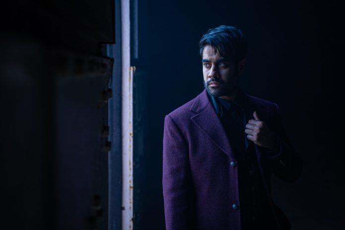 Sacha Dhawan as O - Doctor Who _ Season 12, Episode 2 - Photo Credit: James Pardon/BBC Studios/BBC America Doctor Who Series 12 Master Spyfall