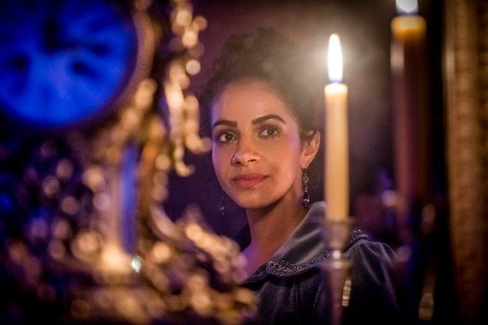 Doctor Who - S12E08- The Haunting of Villa Diodati - Mandip Gill as Yaz - Photo Credit: Ben Blackall/BBC Studios/BBC America