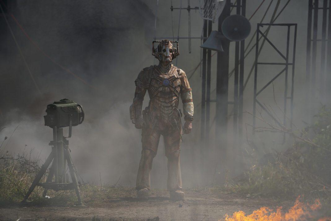 Doctor Who S12E09- Ascension of the Cybermen - Patrick O'Kane as Ashad - Photo Credit: James Pardon/BBC Studios/BBC America