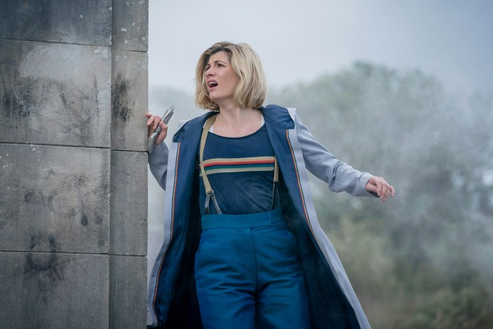 Doctor Who S12E09- Ascension of the Cybermen -Jodie Whittaker as The Doctor - Photo Credit: Ben Blackall/BBC Studios/BBC America