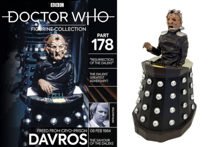 Hero Collector Doctor Who Figurines Davros Resurection of the Daleks Doctor Who (c) Hero Collector