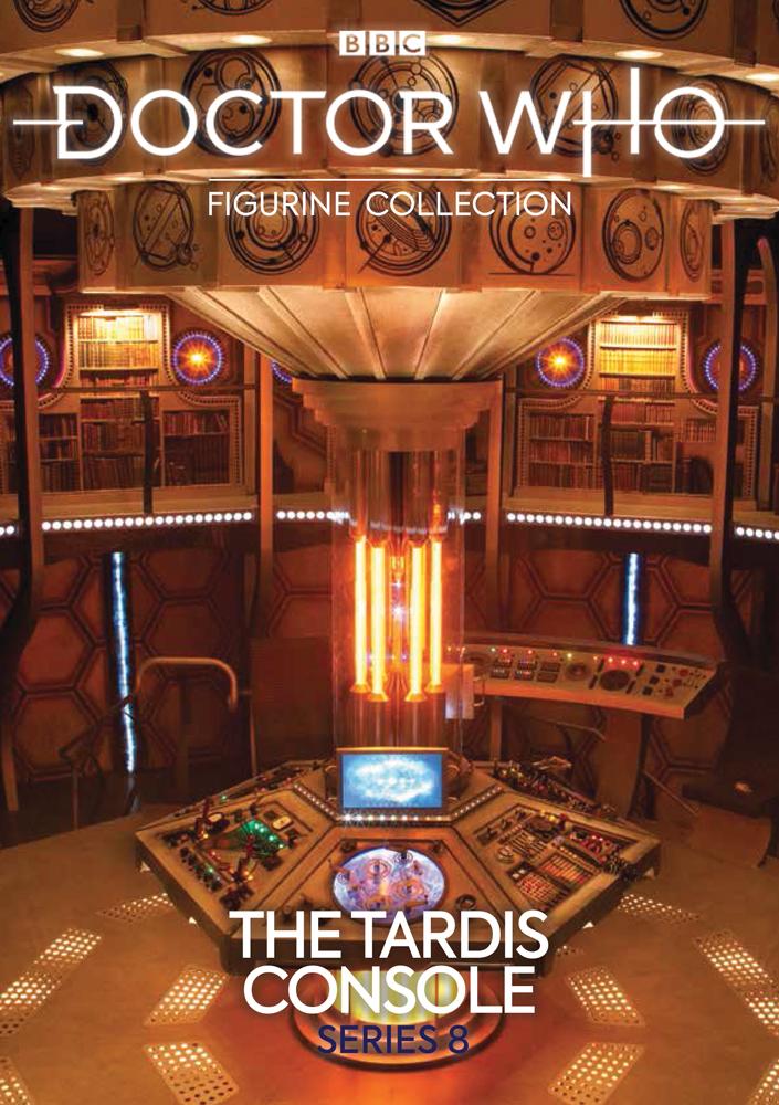Hero Collector - Twelfth Doctor's TARDIS Console Magazine