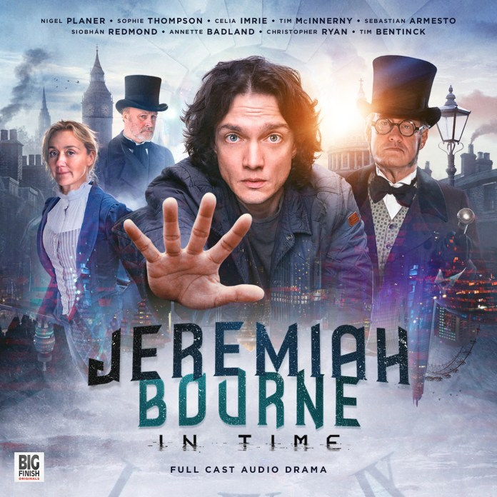 Big Finish - Jeremiah Bourne In Time (Cover)