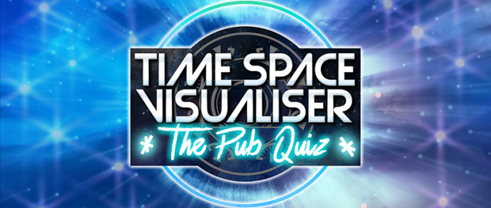 Fantom Films hosted Time Space Visualiser: The Pub Quiz on Zoom (c) Fantom Films Doctor Who Lockdown