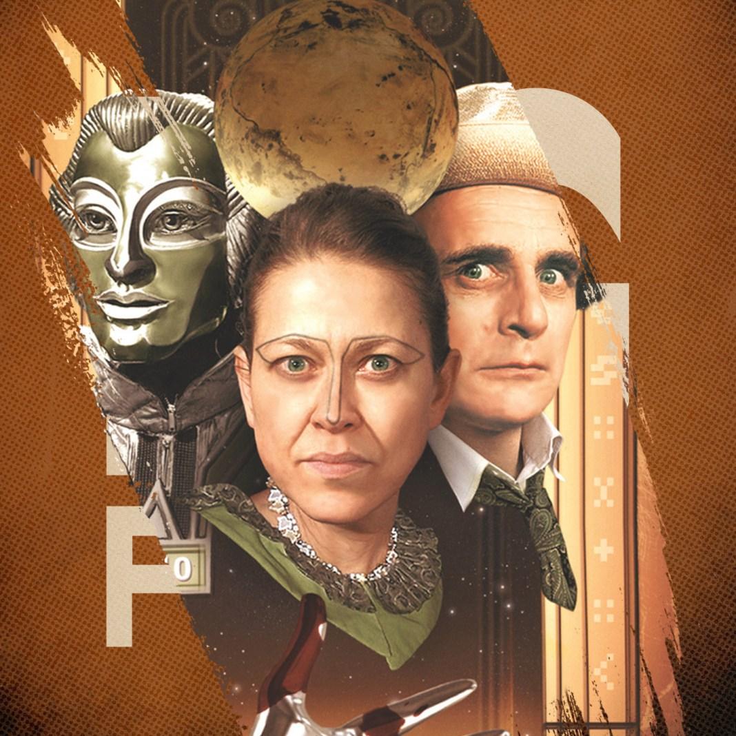 Big Finish - Doctor Who: Robophobia - Poster