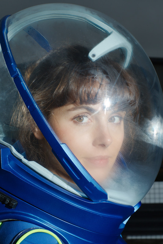 Big Finish - The Human Frontier - Genevieve Gaunt as Commander Daisy Bailey