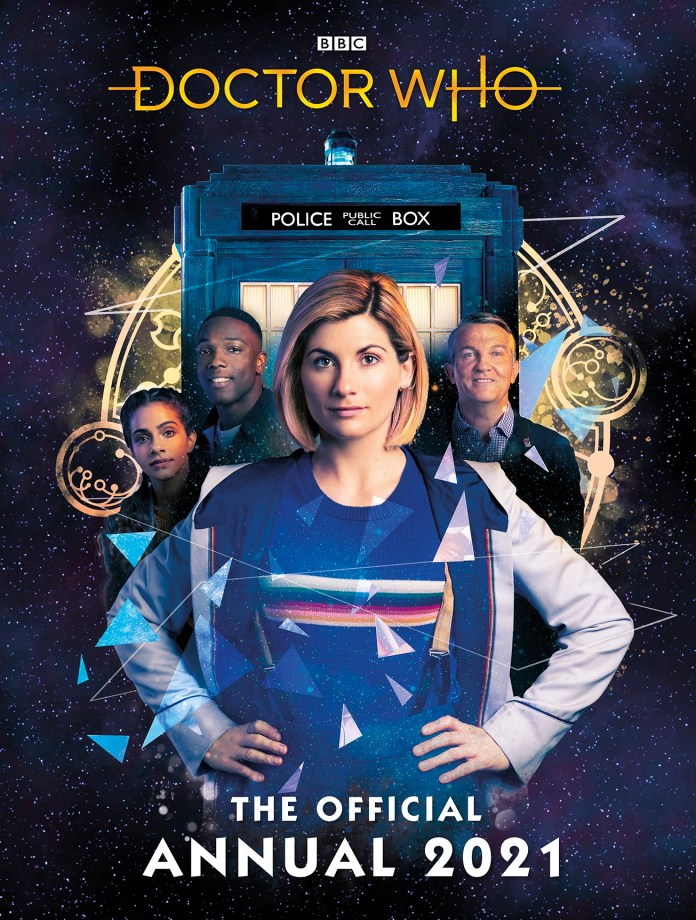 Doctor Who: The Official Annual 2021 (Cover)