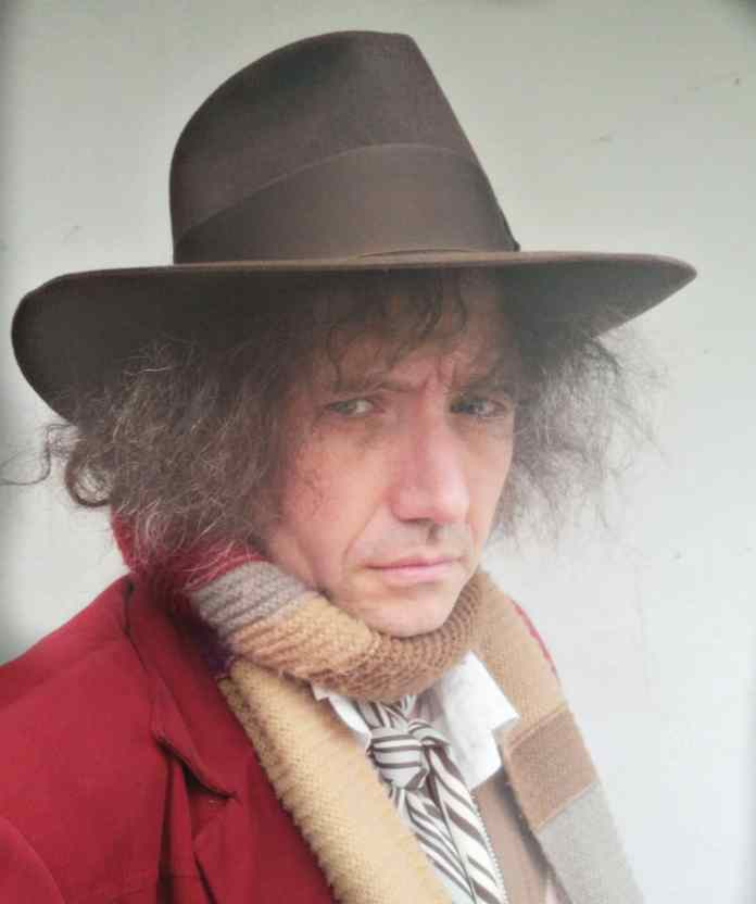 Peter Nolan Herbert Johnson 2 Doctor Who Fourth Doctor Cosplay Lovarzi
