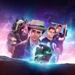 Doctor Who: The Flying Dutchman/Displaced (c) Big Finish Seventh Doctor Ace Hex Sylvester McCoy Sophie Aldred Philip Olivier Simon Holub