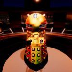 Doctor Who – Time Lord Victorious – Daleks! (Episode 1 Still)