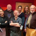 Big Finish – The Paternoster Gang: Heritage 4 – Cast (Catrin Stewart, Trevor Cooper, Dan Starkey, Neve Mcintosh, Elizabeth Burrow, and Christopher Benjamin)
