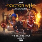 Big Finish – Doctor Who: The Blazing Hour (Cover)