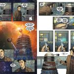 Titan Comics – Doctor Who: Time Lord Victorious – Defender of the Daleks #2 (Interior #2)