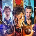 Five Time Lord Victorious Doctors