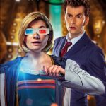 Titan Comics – Doctor Who: A Tale of Two Time Lords – Cover