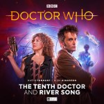 Big Finish – Doctor Who: The Tenth Doctor and River Song (Cover)