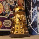 The Dalek Golden Emperor Figurine (c) Hero Collector