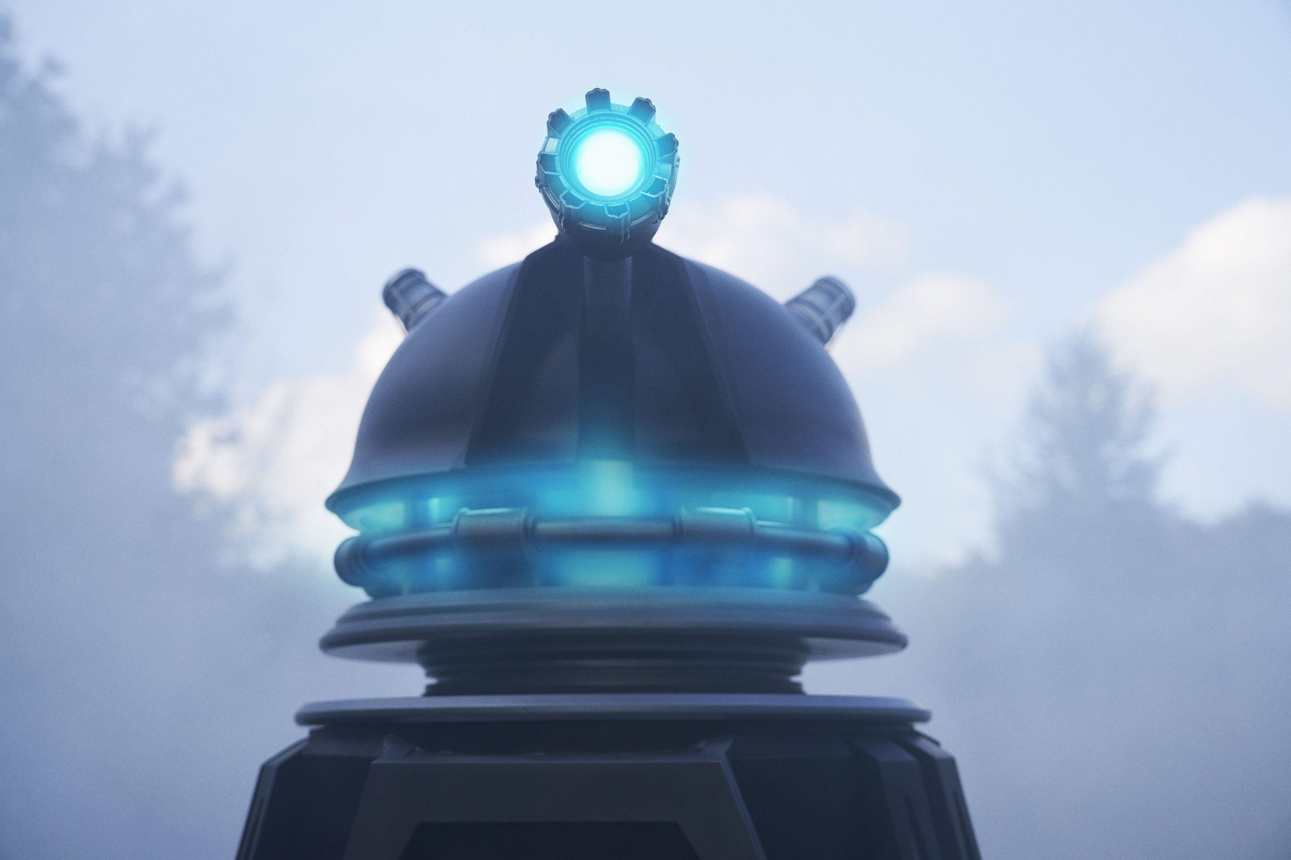 Doctor Who Special 2020 - Revolution Of The Daleks Picture Shows: Dalek - (C) BBC Studios - Photographer: Ben Blackall