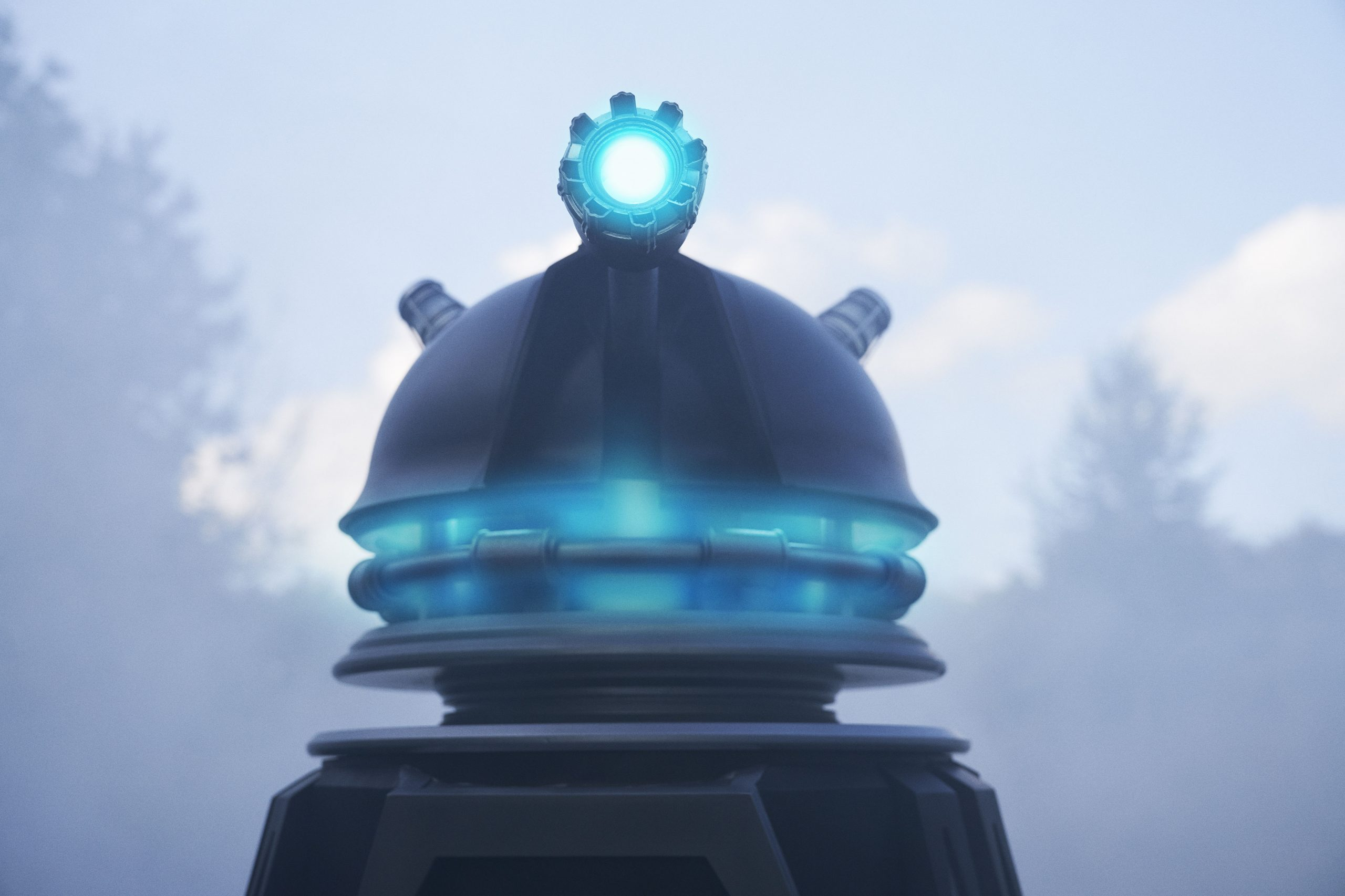 Doctor Who Special 2020 - Revolution Of The Daleks Picture Shows: Dalek - (C) BBC Studios - Photographer: Ben Blackall