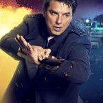 Captain Jack returns for Revolution of the Daleks- (C) BBC Studios - Photographer: Ben Blackall