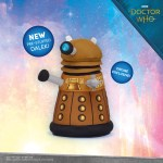 Build-A-Bear Workshop – Doctor Who Collection – Dalek
