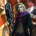 Titan Comics – Doctor Who Comic #4 – Cover A (Claudia Ianniciello)