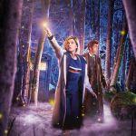 Titan Comics – Doctor Who Comic #4 – Cover B (Andrew Leung)