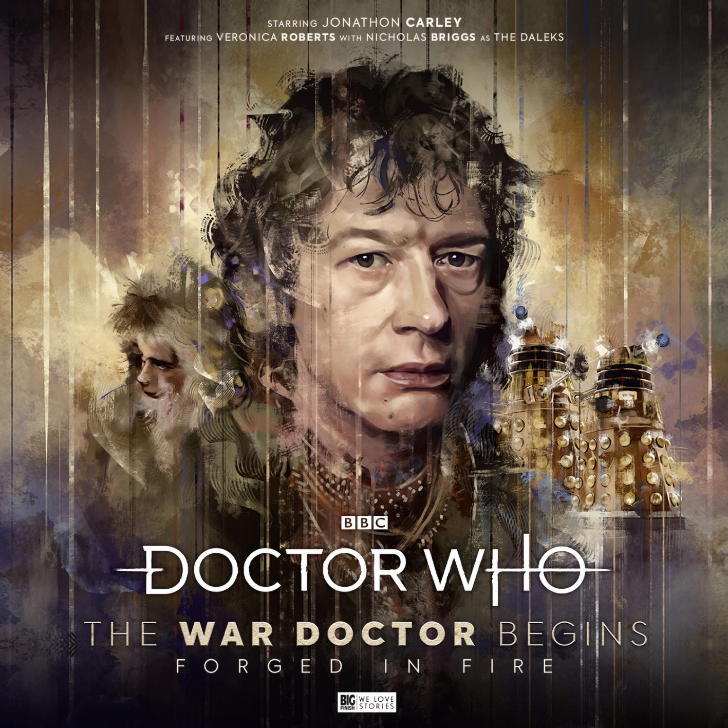 Doctor Who: The War Doctor Begins 1 - Forged in Fire (c) Big Finish Producitons