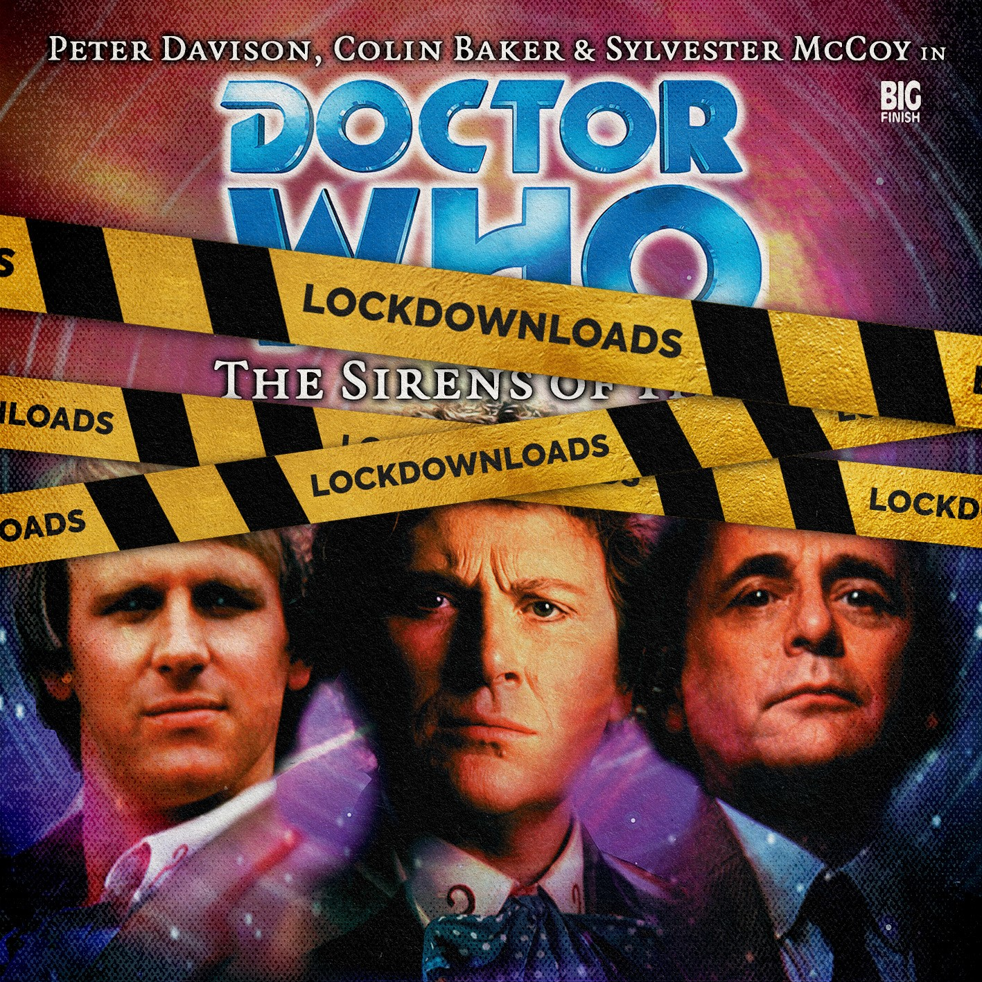 The Sirens of Time is the latest #lockdownload (c) Big Finish Productions
