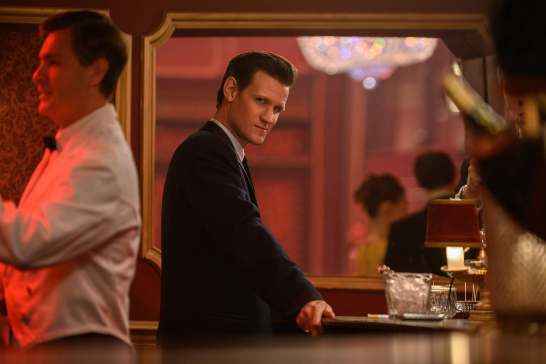 Matt Smith as Jack in Last Night in Soho (c) Focus Features Doctor Who Eleventh Doctor