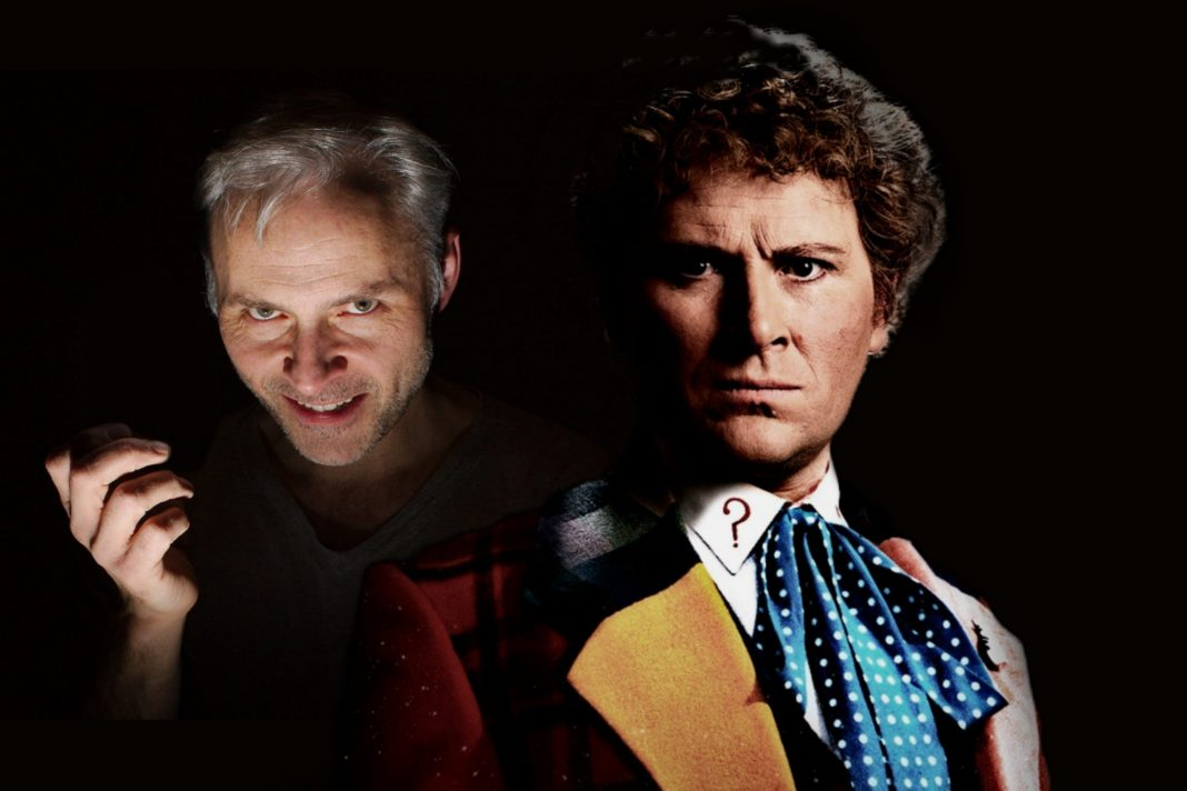 The Sixth Doctor (Colin Baker) does battle with the Eleven (Mark Bonnar) for the fate of a world in the new Sixth Doctor Adventures boxset Big Finish