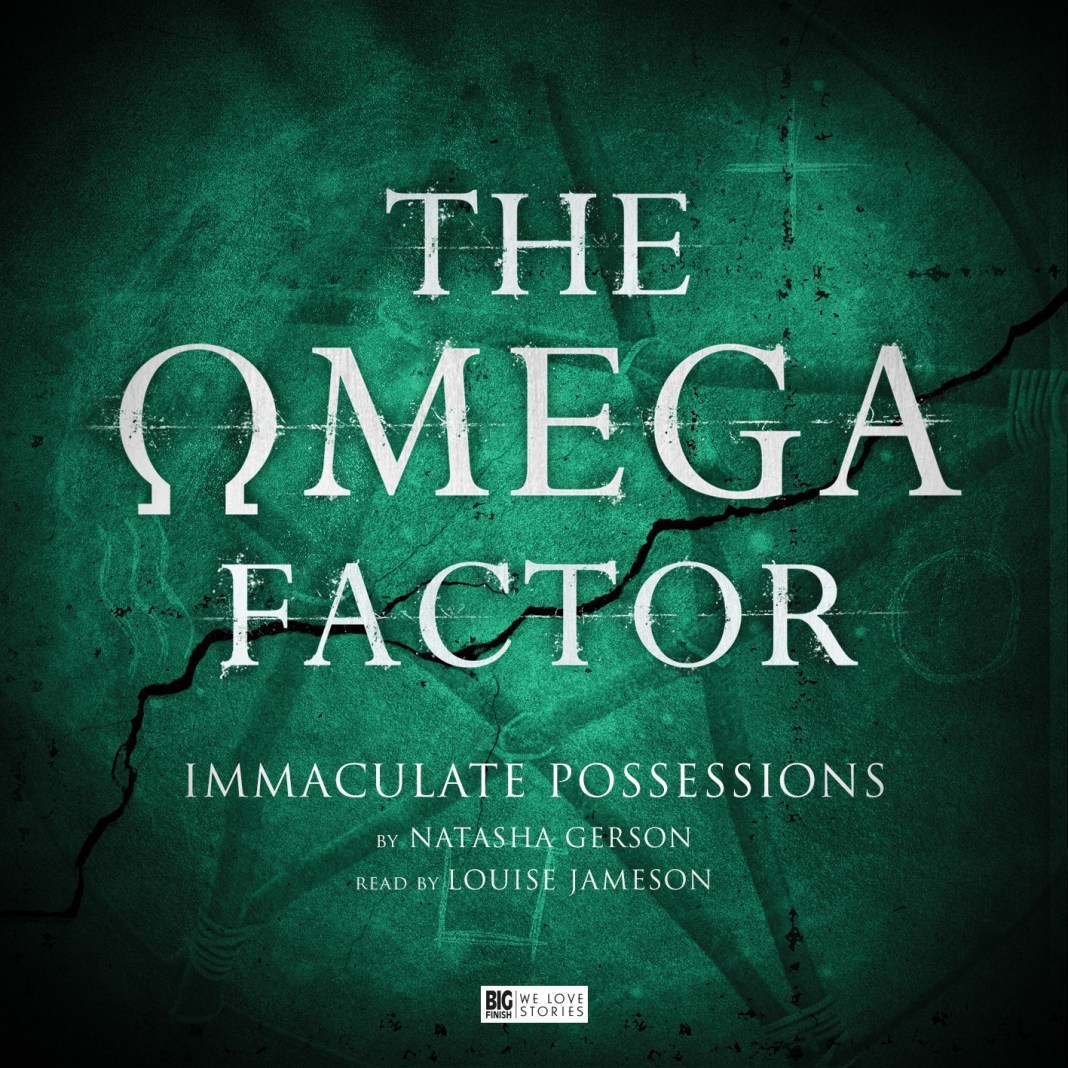 The Omega Factor: Immaculate Possessions (c) Big Finish Productions Doctor Who Louise Jameson