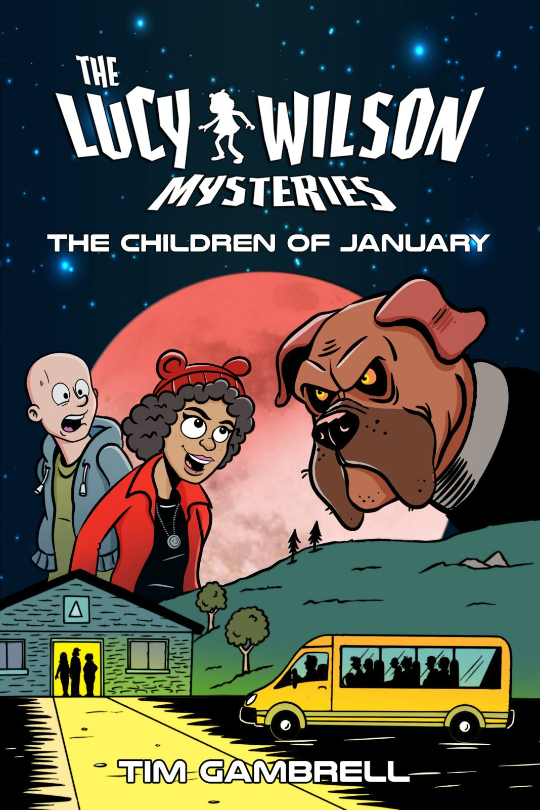 The Lucy Wilson Mysteries: The Children of January. (c) Candy Jar Books Doctor Who Brigadier Lethbridge-Stewart