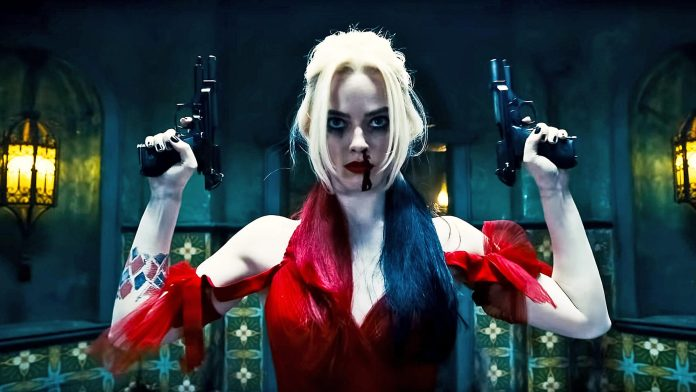 Harley Quinn (Margot Robbie) is both funnier and tougher than ever in The Suicide Squad (c) Warner Brothers
