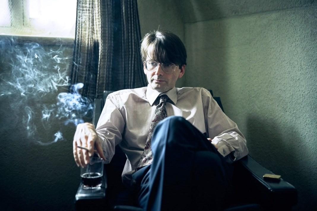 David Tennant as Dennis Nilsen in Des (c) ITV Doctor Who Tenth Doctor