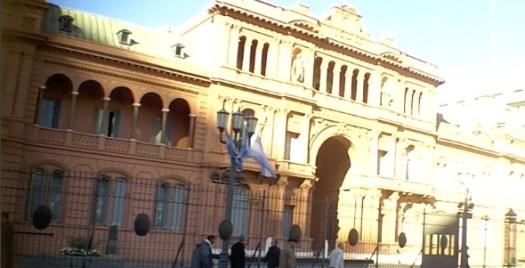 Casa Rosada - Palais présidentiel