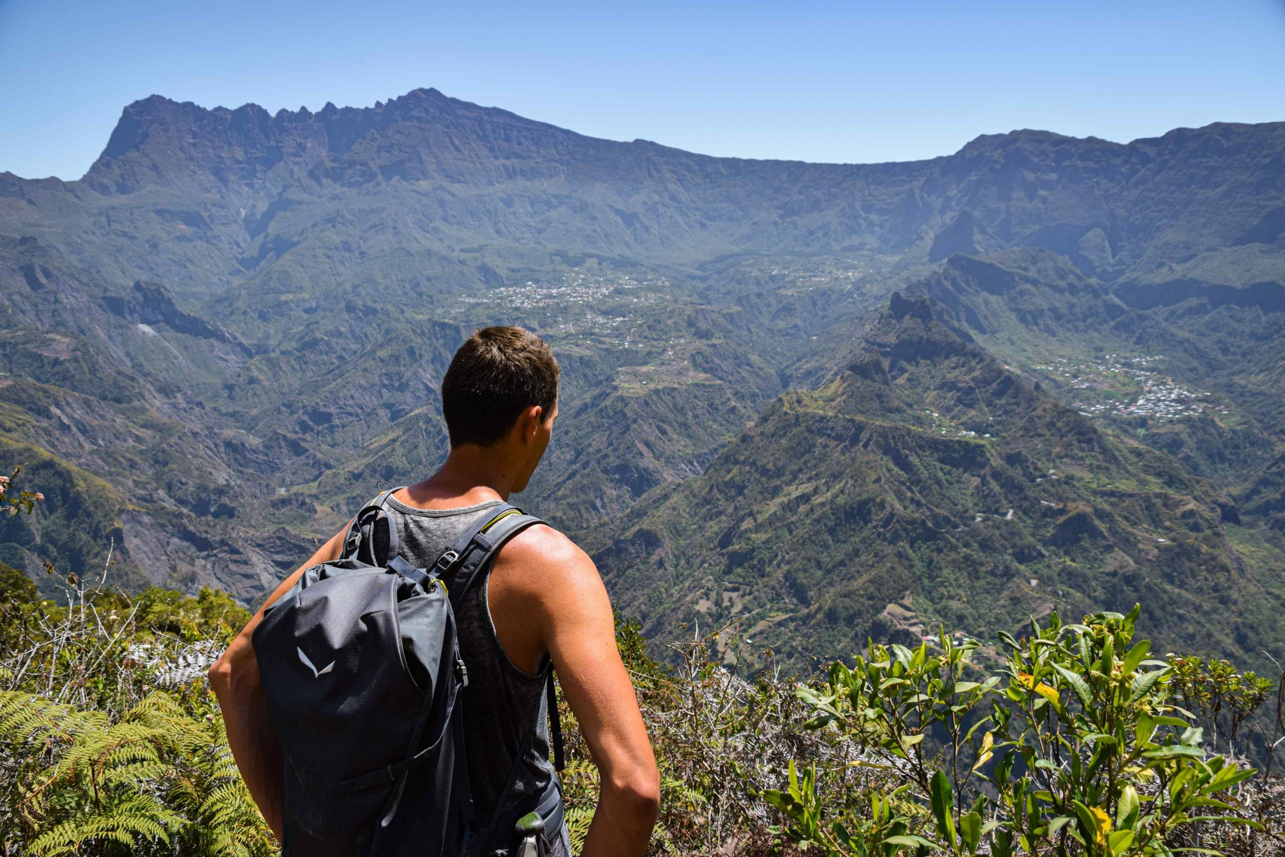 La Réunion - Les Makes et Cilaos