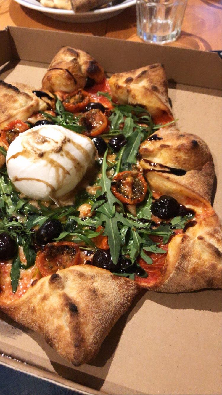 Pizzeria Ozan le comptoir des pizzas