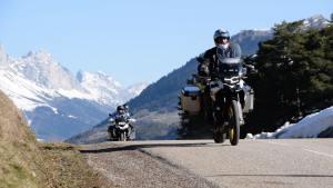 Rod trip moto vercors