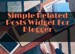 Related posts for blogger