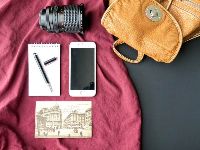 Lifestyle blogger photo